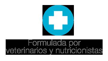 Formulada por veterinarios y nutricionistas
