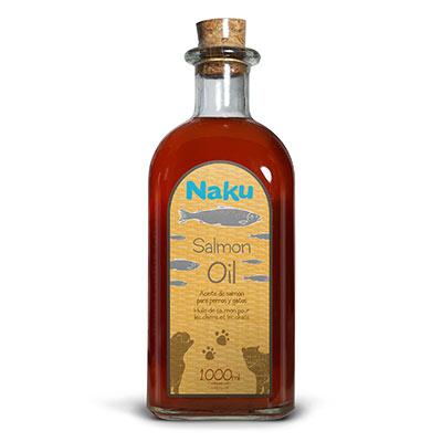 Naku Salmon Oil producto