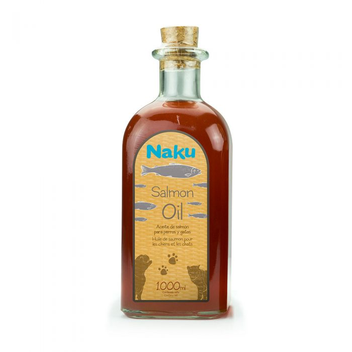 Naku Salmon Oil 1000