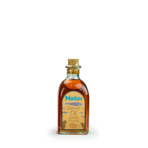 Naku Salmon Oil 250
