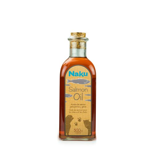 Naku Salmon Oil 500