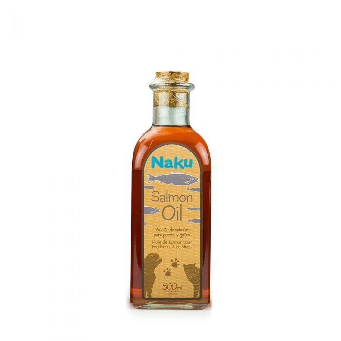 Naku Salmon Oil 500