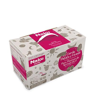 Naku silence producto
