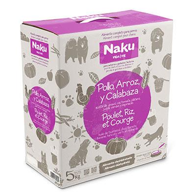 Naku Vida producto