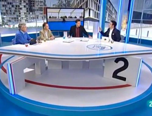 Naku en TVE en el programa  Para Todos la 2