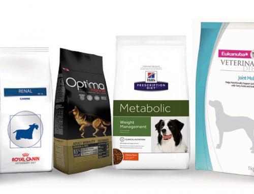 ¿Que son las dietas de piensos de prescripción veterinaria?¿Son sanas?